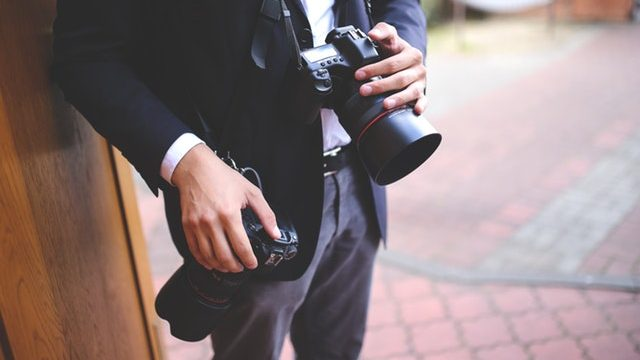 Behind the Scenes of Sydney Wedding Photography